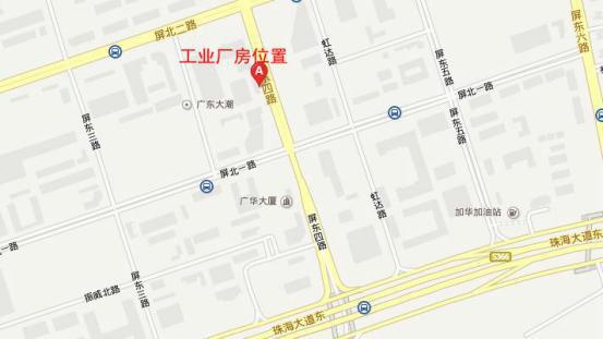 珠海南屏科园某工业厂房权置项目介绍